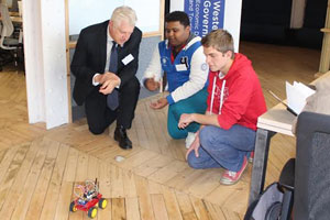 Partnership boosts tech skills for city youth
