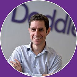 Gary O'Connor, Doddle Chief Technology Officer.