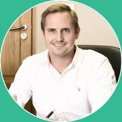 Perkaloo's co-founder Deon Nieuwoudt