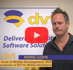DVT Graduate Programme for Mobile Developers