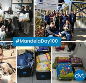 Mandela Day Activities